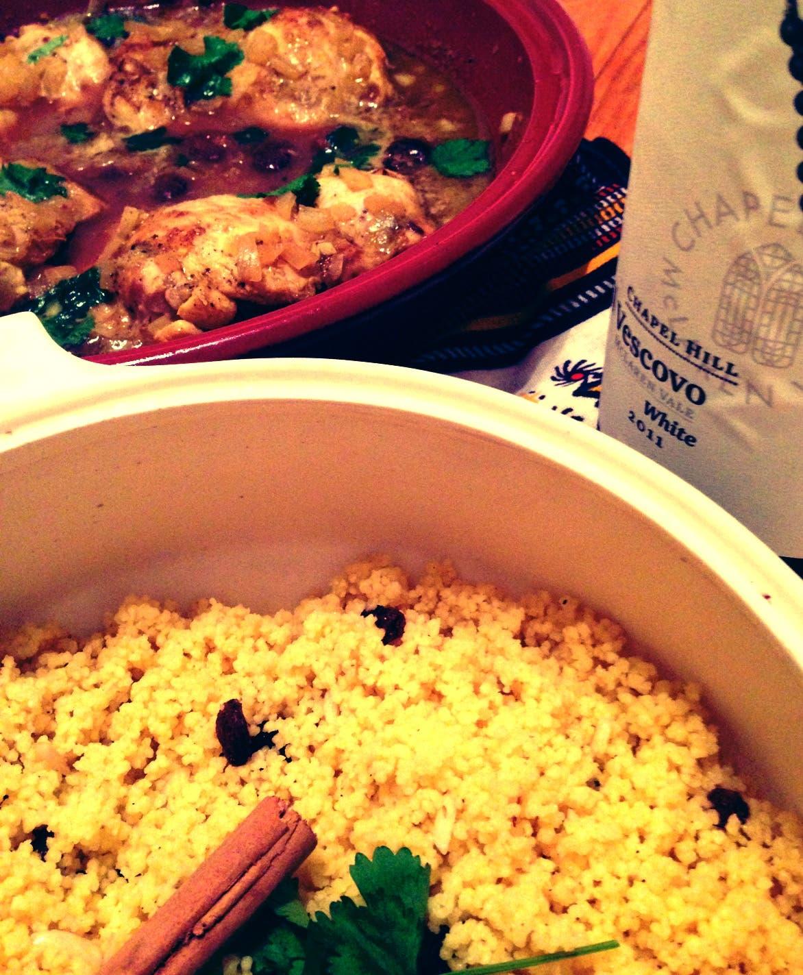 Chicken Tagine - Stew is Stew Right?