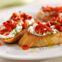 goat-cheese-roasted-capsicum