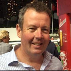 Geoff Barker - Sales