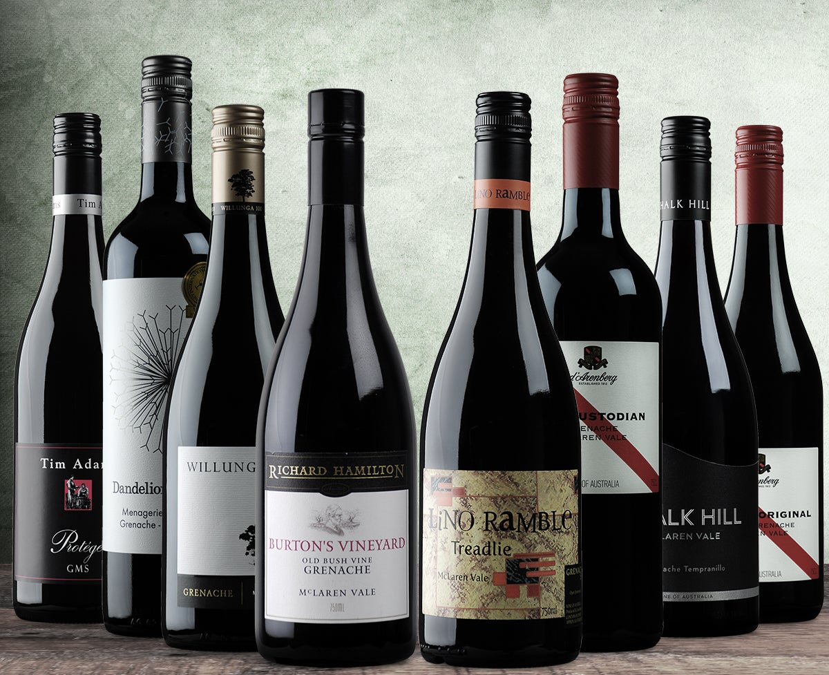 These Grenache and blends have seen plenty of action on our customer's dinner tables recently...