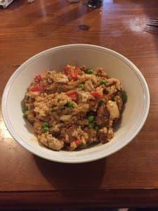 chicken-chorizo-risotto