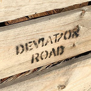 Kate Laurie and Deviation Road - Champagne is never far away
