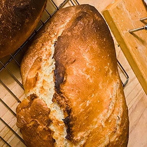 Homemade Bread – there's nothing Ciabatta