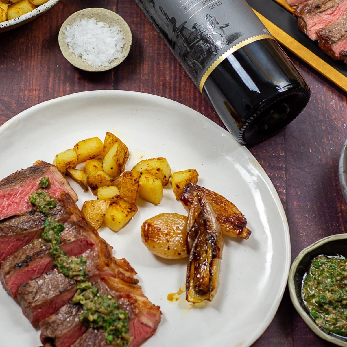 Anchovy Steak Sauce