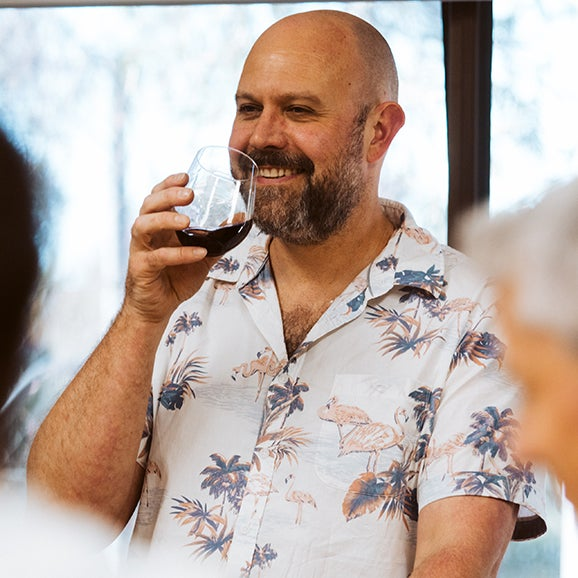 Wine & Chocolate Pairing with Steven ter Horst