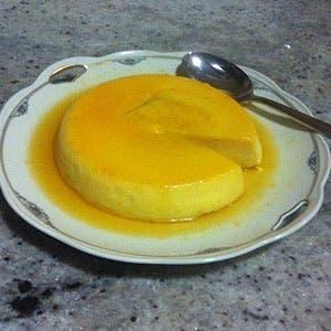 Orange and Cardamom Crème Renversée