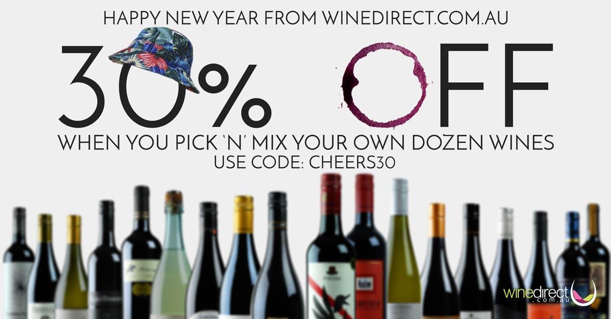 30% off Pick 'n' Mix Dozens!
