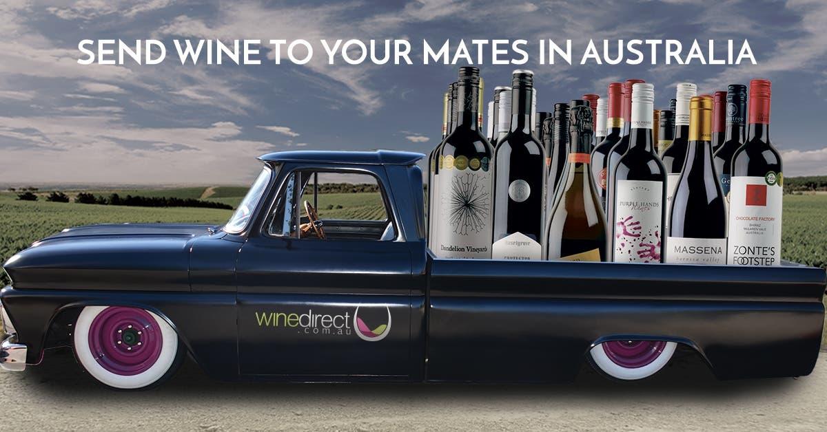 Send Wine in Australia